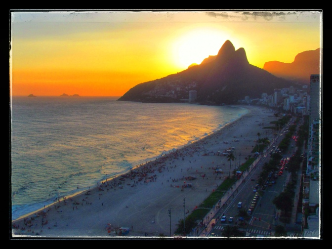 Ipanema, Rio de Janeiro (photo by me, go ahead and rip it off)